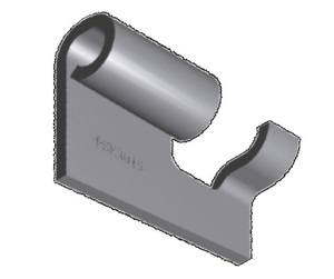 PSK 3016 - Bonnet Hinge, RH Side