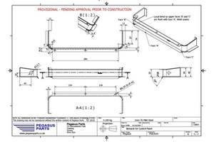 PSK 3024 - Binnacle for Auxiliary Panel