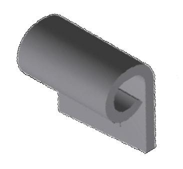 PSK 3090 - Bonnet Hinge, RH, Type 4