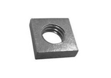 "NS 604011 - Square Nut, 1/4"" UNF Threaded"