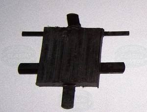 278166 - Pedal Pad, Brake and Clutch, 1948 to 1984