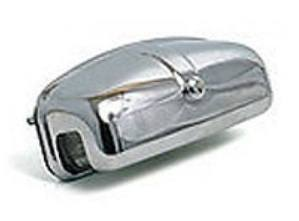 PSK 1160 - Cover, Number Plate Lamp, Chrome on Brass