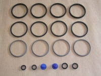 PSK 1105 - Seals Kit, Front Axle Brake Calipers, 46mm Pistons