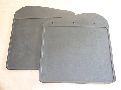 RTC 4685 REP - Mud Flaps, Front, Pair, Replacement specification