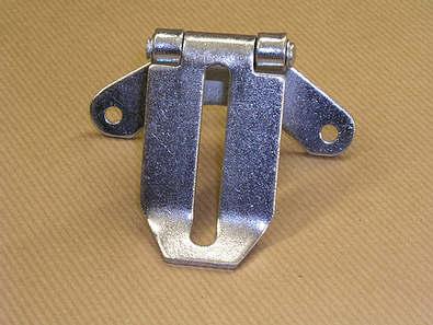 504697 - Locking Hasp for Fuel Cap