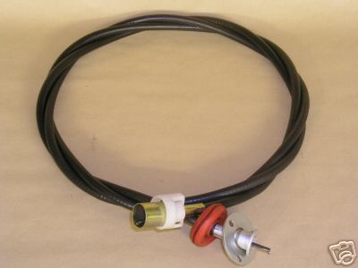 PRC 2065 - Speedometer Cable, Series 3, 4-cylinder, LHD