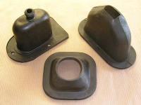 PSK 1011 - Lever Grommets Kit, Late Hand Brake