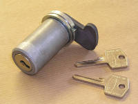 320609 (PACK 1) - Barrel Lock and Keys