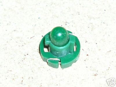 STC 1878 - Instrument Bulb and Holder, Green