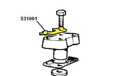 "531001 - Lock Washer, 7/16"" Studs"
