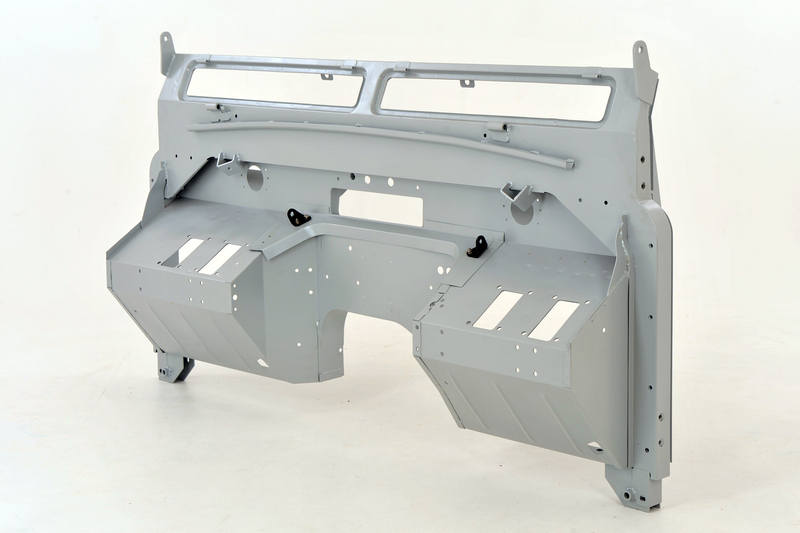 Bulkheads Pegasus Parts Remanufacture New Land Rover