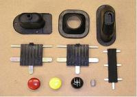 PSK 1130 - Grommets Kit, Pedal Pads and Knobs Kit, Late Series 2a and Series 3