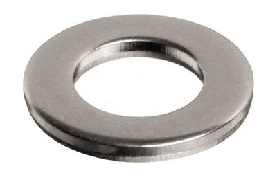 WP 104001 - Plain Washer, M4