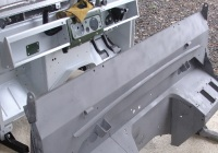 CONVERSION F - Series 2/2a Bulkhead converted to 'Extreme Weather' Ventilator Panels