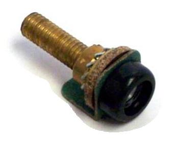 579122 - Socket for Inspection Lamp, Black