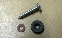608004 - Screw and Washers Kit for Lens