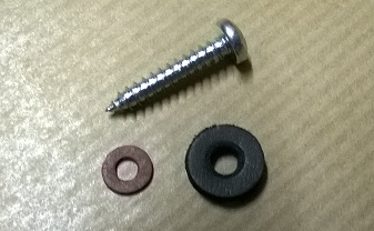 608004 REP - Screw and Washers Kit for Lens