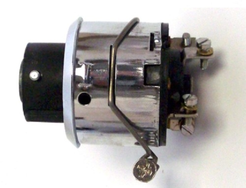 239570 - Switch for lamps and ignition, 1954 to 1961, Petrol models only