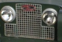 302567 - Grille for Radiator, 1952 to 1958