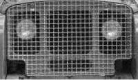 300854 (TYPE 1) - Grille for Radiator, Early 80
