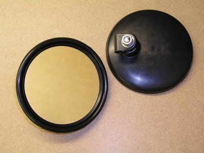 606187 - Mirror Head, Round type
