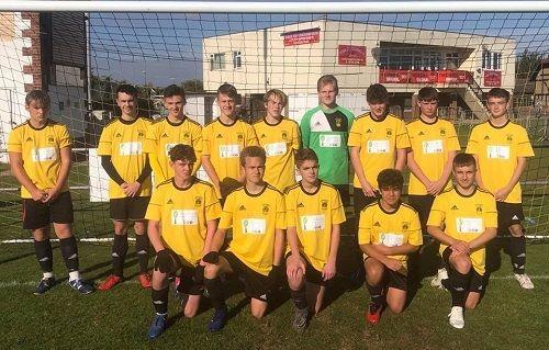U16 Yellow