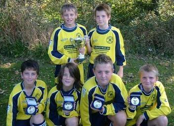 U11B tourn winners 2008