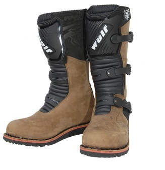 Childs Trials Boots