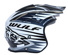 NEW Wulfsport Tri Action Helmet