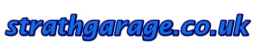 strathgarage.co.uk, site logo.