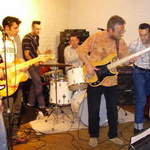 Jamming with The Houndogs - 2007