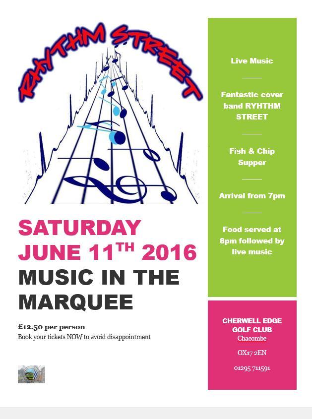 music in the marquee poster 1