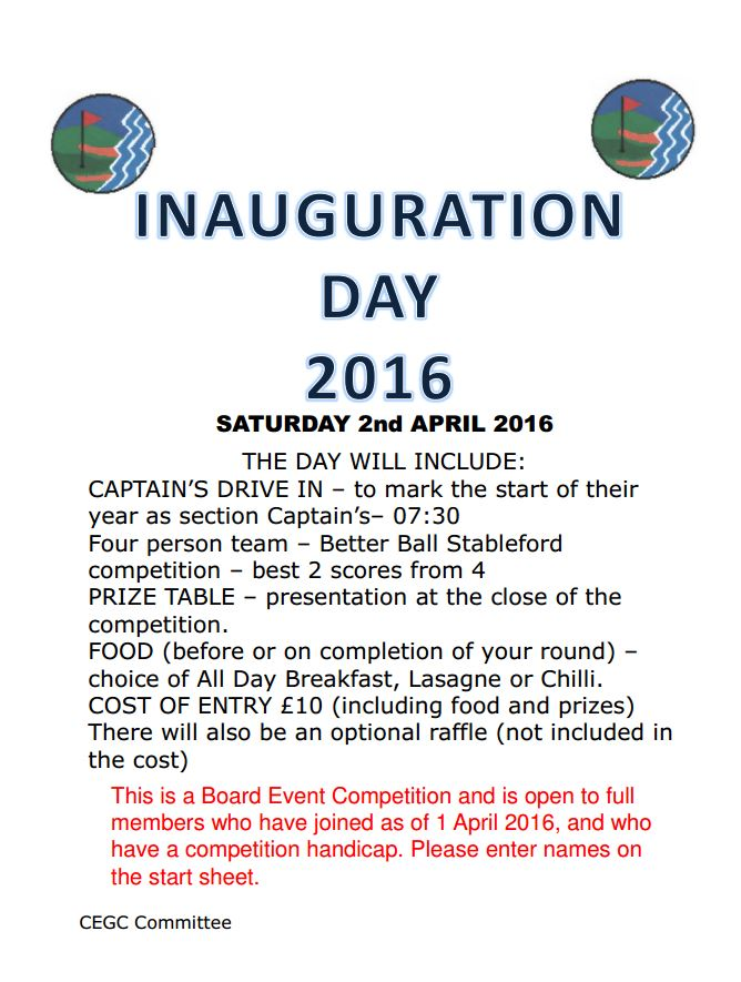 inaug day 2016 poster