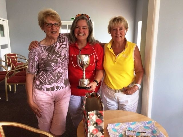 LADIES CAPTAINS DAY 2016