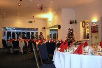 Christmas Function room