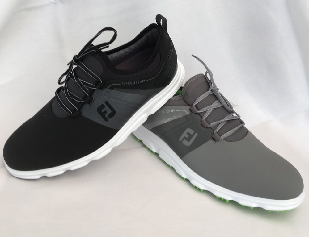 FootJoy Superlite XP - Colour Black RRP £100