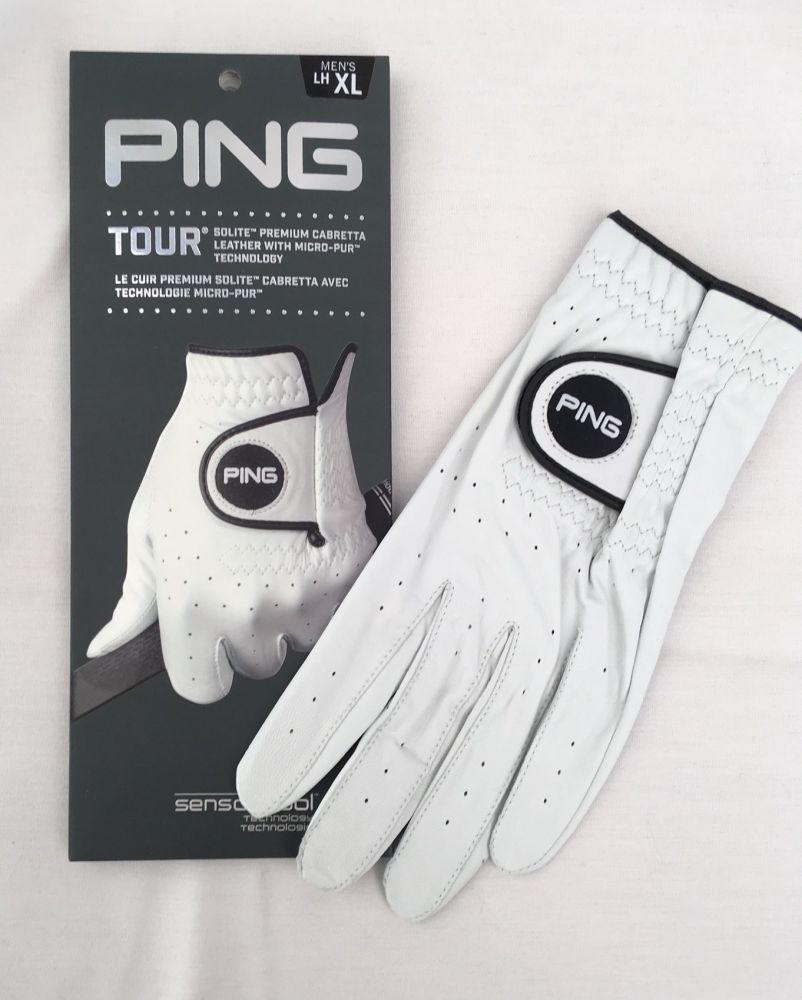 Ping L/H Tour Glove