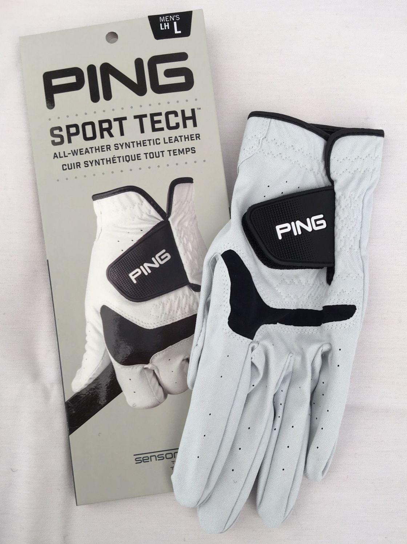 Ping L/H Sport Tech Glove RRP £14.99