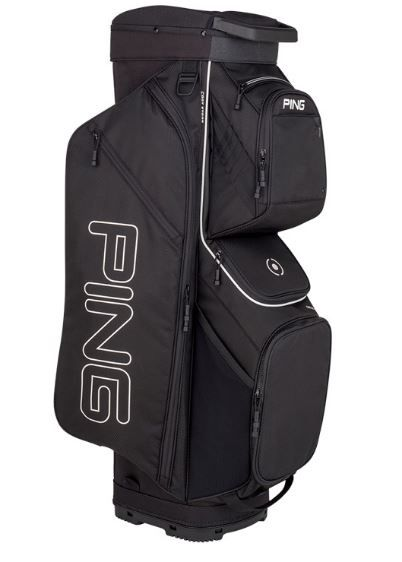 Ping Traverse golf bag Black RRP £139.99