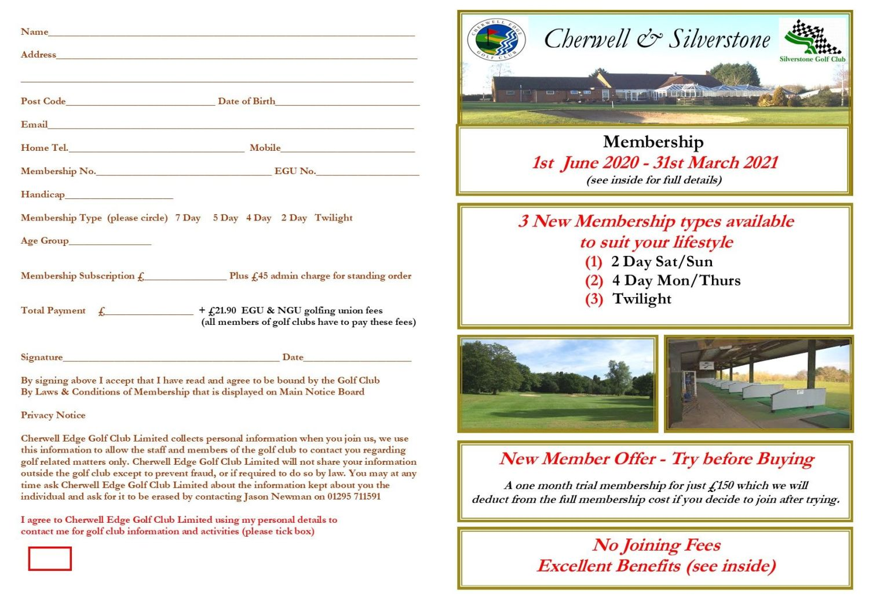 Membership June 2020 Version 1