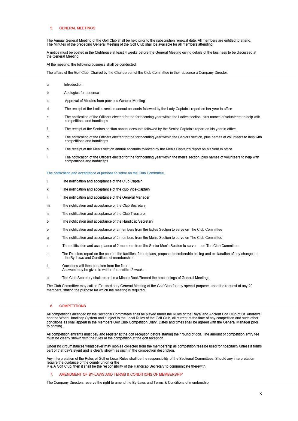 CHERWELL EDGE GOLF CLUB By Laws 2021 version FINAL_3