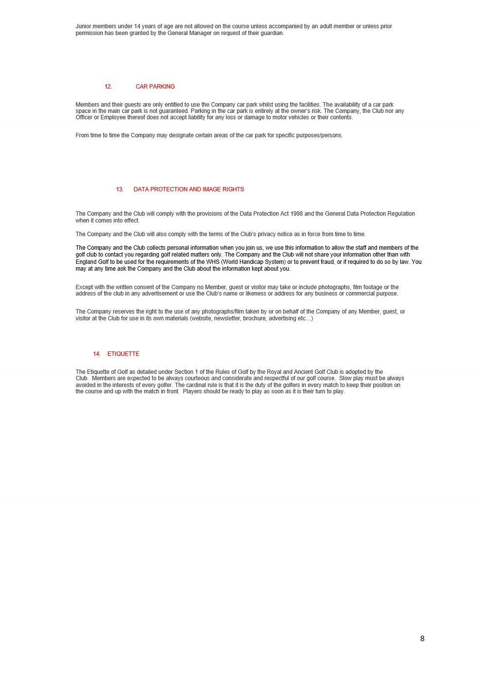 CHERWELL EDGE GOLF CLUB By Laws 2021 version FINAL_8