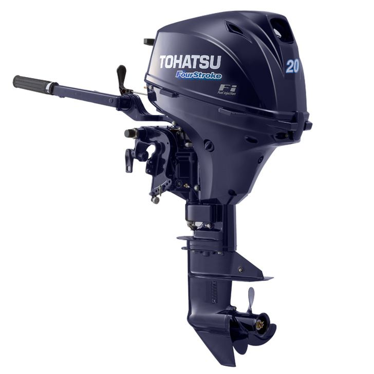 4-stroke-20hp-outboard-engine