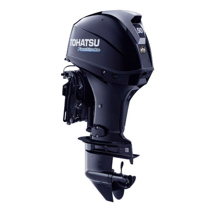 4-stroke-MFS50A-outboard-engine