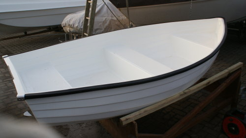 9.6ft grp dinghy