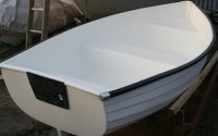 8.6ft grp dinghy