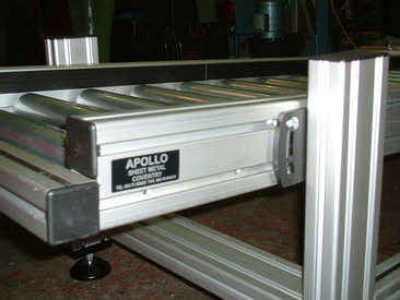 Speed frame conveyor