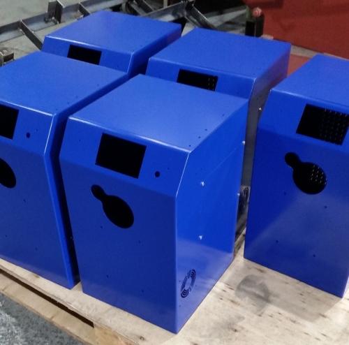 Laser Marker Cabinets