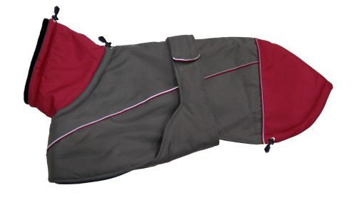 **NEW** Winter Jacket Dark Grey/Burgundy: To Pre-Order please see descripti