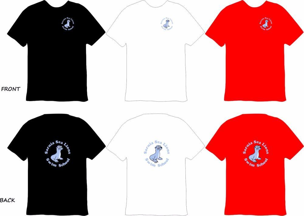 Sarnia Sea Lions Tech T-Shirt